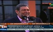Caribbean Ralph Gonsalves leader expressed his condemnation of the U.S. blockade against Cuba. (Photo: teleSUR)