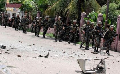 The Philippine government reaches temporary ceasefire agreement with communist rebels (Photo: Reuters)