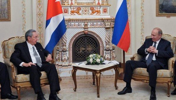 Cuba And Russia Sign Judicial Agreement News Telesur English