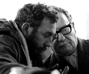 Fidel y el persidente Allende. Chila: una Revolución que el imperialismo ahogó en sangre.