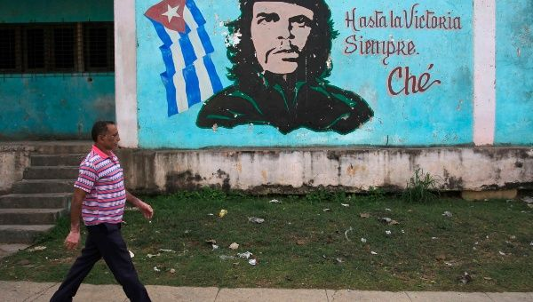 man and socialism in cuba Communism is a higher stage of socialism, and socialism is a lower stage of communism communist countries such as china, cuba, laos, nepal, and vietnam have never claimed to have achieved communism, but are communistic in the sense that their goal is the establishment of communist society.