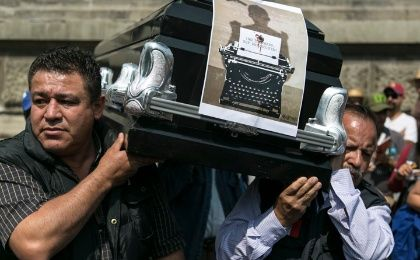 Mexico remains one of the most dangerous places in the world to practice journalism.