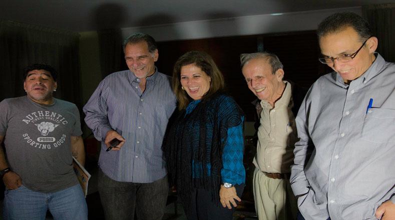 Los antiterroristas cubanos fueron liberados en diciembre pasado tras ser encarcelados injustamente en EE.UU.