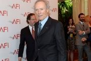Director Clint Eastwood from the film