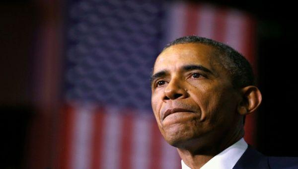 La política exterior de Barack Obama en el 2014 se centró en aumentar los ataques contra Irak y Siria con el pretexto de combatir el terrorismo.