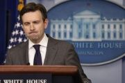 White House spokesperson Josh Earnest has ruled out closing the naval base at Guantanamo Bay.