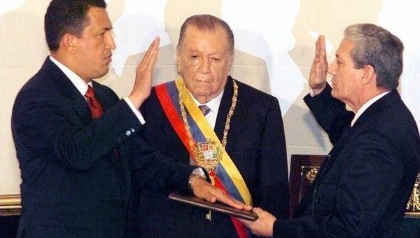 El 2 de febrero de 1999 comenzó a cambiar la historia venezolana.