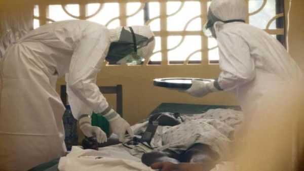 Resultado de imagen para infectados de ébola