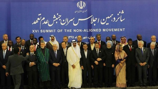 evolution of non aligned movement Throughout its history, the movement of non-aligned countries has played a  fundamental role in the preservation of world peace and security.