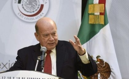 Jose Miguel Insulza, Secretary General of Organization of American States, 31 July 2013.