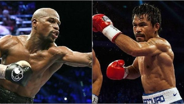 Manny Pacquiao Vs Floyd Mayweather 2
