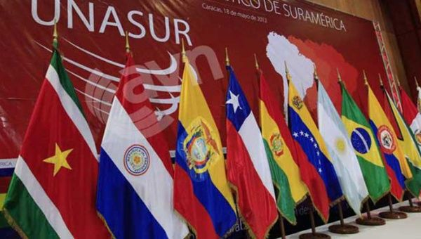 The Union of South American Nations has rejected the U.S. approach to Venezuela
