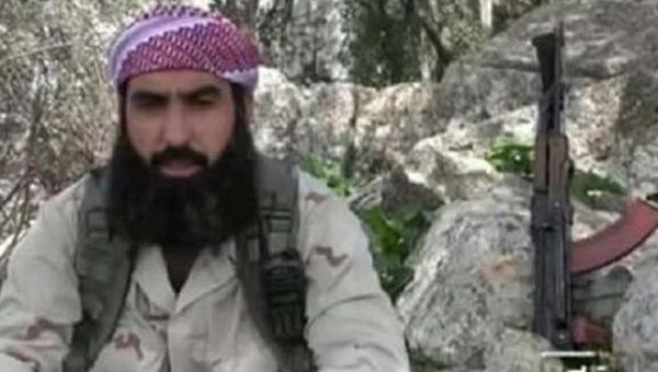 The military chief of the al-Qaida-linked group, Abu Homam al-Shami was reportedly killed in an air strike by the Syrian army.