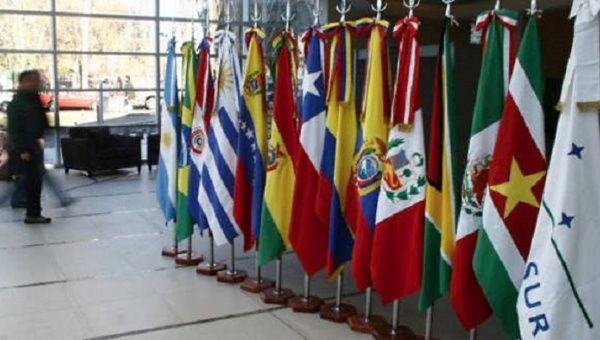 The UNASUR foreign ministers will meet this Saturday in Quito, Ecuador, to discuss Washington