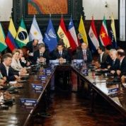 UNASUR foreign ministers