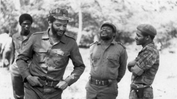 """La Operación """"Furia Urgente"""" liderada por Ronald Reagan bombardeó la pequeña isla caribeña para """"evitar una invasión cubana"""". Se registraron 88 muertos y más de 500 heridos."""