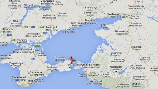 Russia Wants Bridge to Crimea Built by End of 2018   News   teleSUR ...