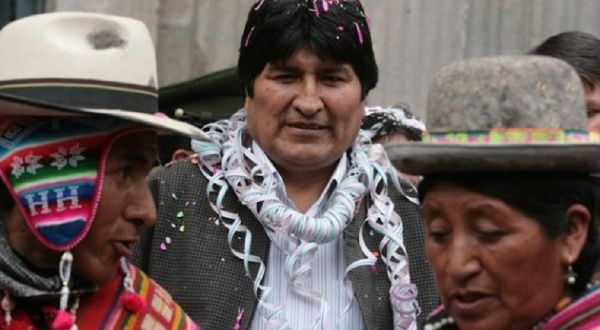 World Population By Race >> Bolivian Race Relations and the Struggle for Ethnic ...