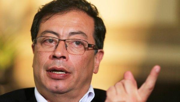 Bogota Mayor Gustavo Petro Bogota Mayor Gustavo Petro is