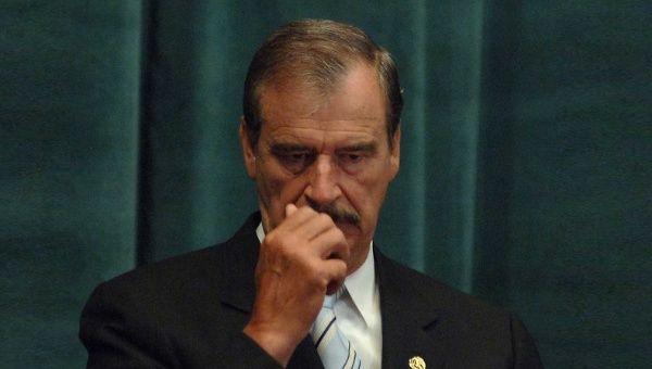 Vicente Fox 2014