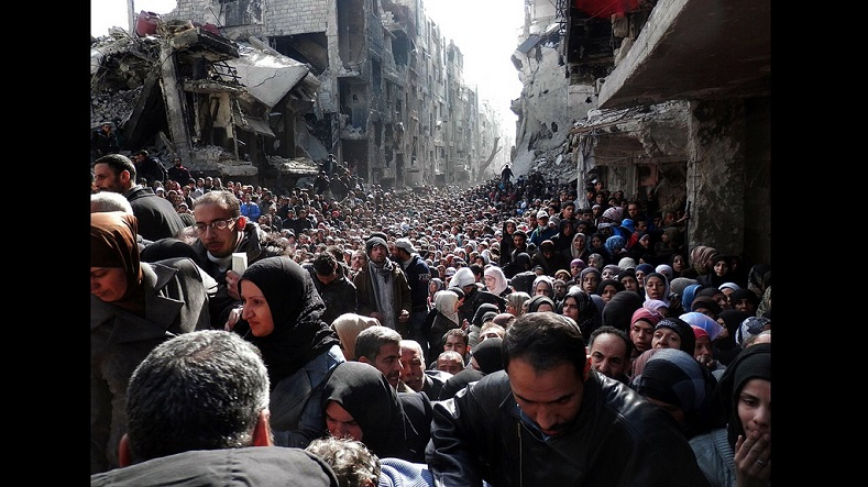 The United Nations has admitted that the Palestinian refugees are living under grave conditions and they are urging access to deliver much needed humanitarian aid.