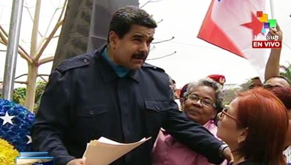 Maduro said the era of U.S. interventionism in Latin America is coming to a close amid greater Latin American unity.
