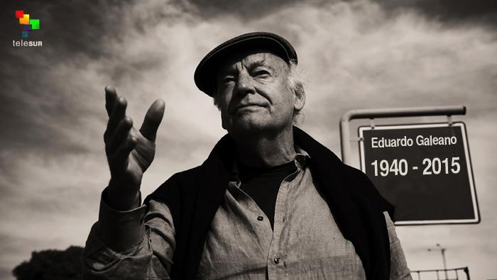 Las frases que hacen de Eduardo Galeano la voz de Latinoamérica | Noticias | teleSUR