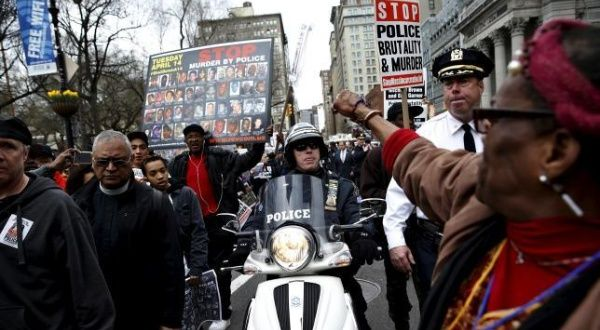 police brutality united states
