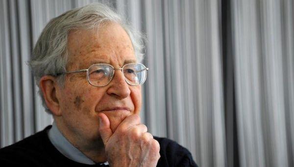 Renowned American philosopher and linguist Noam Chomsky - Kurd Net ...
