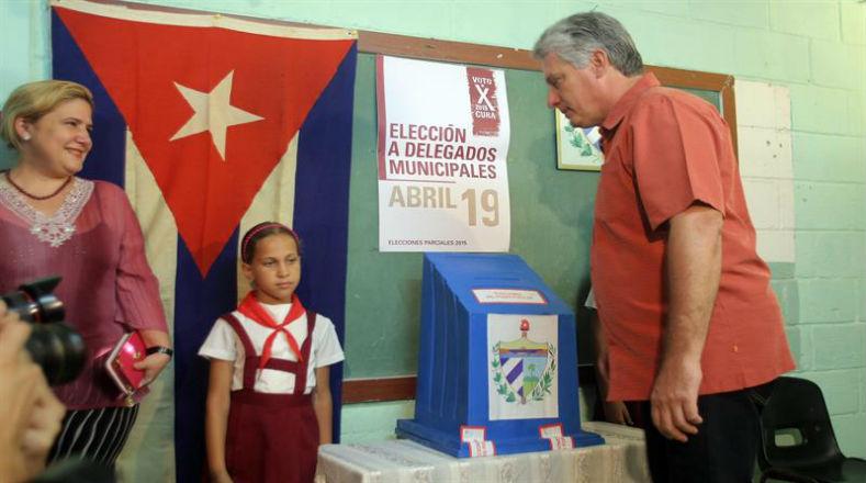 Resultado de imagen para cuba-elecciones