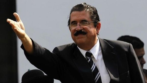 Former President Manuel Zelaya came out strongly against a decision by the Honduran high court to modify the constitution and allow for the re-election of presidents.