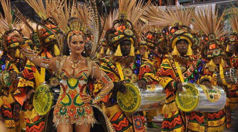 Fotos del carnaval de argentina 96