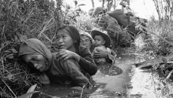 U.S. service members — and their Australian, New Zealand, Thai, and South Korean allies — killed between 1.5 and 3.6 million Vietnamese people.