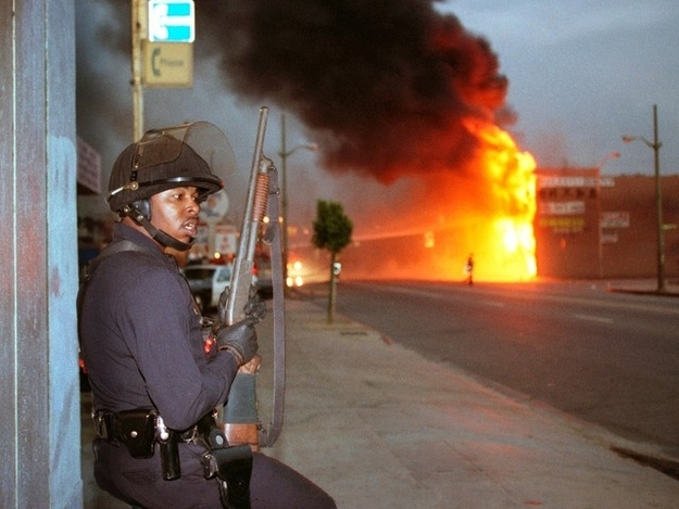 police brutality and racism 23 years after the la riots