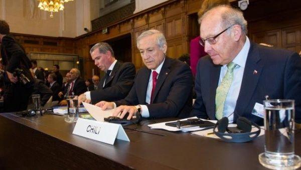 Chile Bolivia Hague Chile Says Hague Has 'no