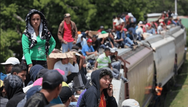 Tens of thousands of Central American migrants cross Mexico toward the U.S. yearly in search of a better life.