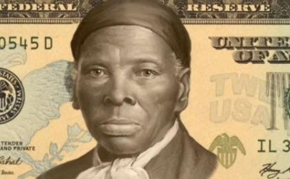 Harriet Tubman was voted the winner in the Women on 20s campaign to select a woman to replace Andrew Jackson on the U.S. $20 bill.