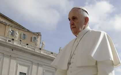 The Vatican recognizes Palestine as an official state
