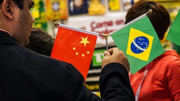 Brasil y China firmarán acuerdos por casi 50 mil millones de ...