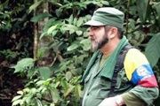 Timochenko is the highest ranked commander of the FARC