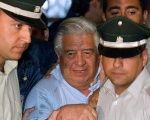 Four former secret police agents in Chile were sentenced to prison terms, among them Gen. Manuel Contreras, who ran the country's secret police.