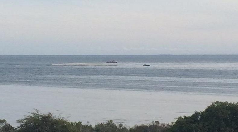 La ruptura de un oleoducto ha causado el vertido de casi 80 mil litros en el Pacífico.