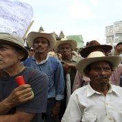 Guatemala: Indígenas y campesinos indignados exigen la renuncia del Gobierno y plantean un proceso de Asamblea Constituyente popular