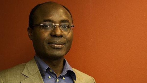 "Rafael Marques is the author of ""Blood Diamonds: Corruption and Torture in Angola."""
