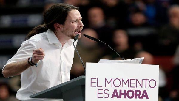 Pablo Iglesias también es diputado de la Eurocámara.