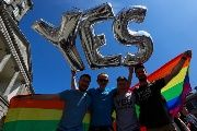 Ireland has voted heavily in favor of allowing same-sex marriage in a historic referendum that marks a dramatic social shift in the traditionally Catholic country.