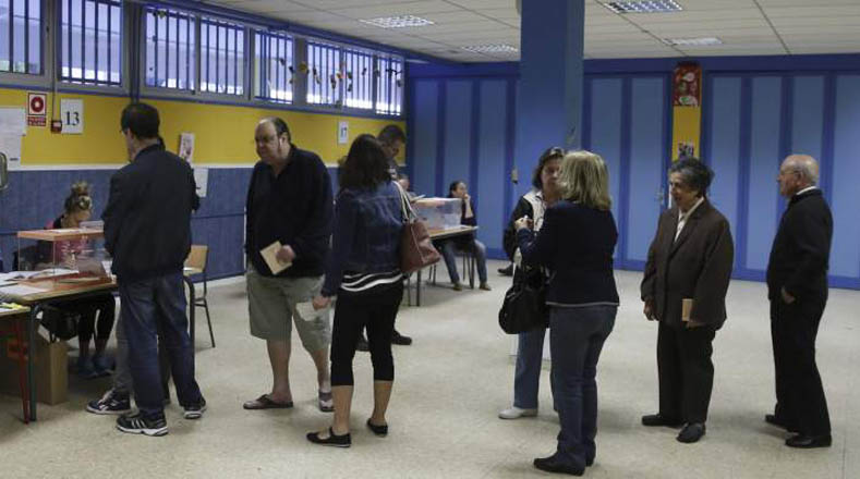 As transcurrieron las elecciones auton micas y for Ceip llamados