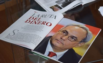 Investigative article on Manuel Burga's corruption charges