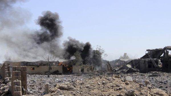 Resultado de imagen para ataque yemenita a arabia saudita