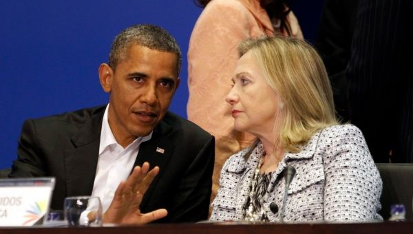 President Barack Obama and former Secretary of State Hillary Clinton both played decisive roles in legitimizing the 2009 Honduran coup that overthrew then President Manuel Zelaya.